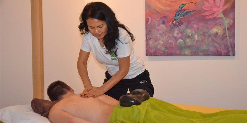 Traditionelle Thai-Massage und Spa Kosmetik